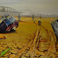 A 125 éves Mária Valéria híd pályázat kiállítása