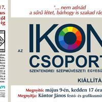 Ikon Csoport - szentendrei művészek kiállítása a Tár-Lak Szalonban