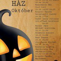 Október a Kaleidoszkóp Házban