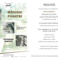 MÁSODIK PILLANTÁS - Balla Gergely kiállításának megnyitója a Dzsámiban
