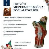 Húsvéti múzeumpedagógiai foglalkozások a Keresztény Múzeumban