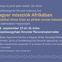 Magyar missziók Afrikában