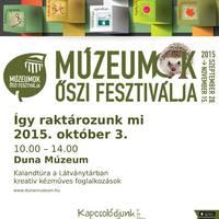 Családi nap a Duna Múzeumban