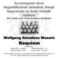 Ünnepi hangverseny az Aradi vértanúk emlékére