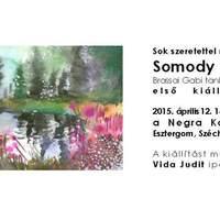 Somody Panni első kiállítása