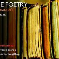 II. Cave Poetry