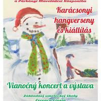 Karácsonyi hangverseny és kiállítás Párkányban