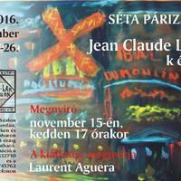 Séta Párizsban - kiállítás a Tár-Lak Szalonban