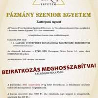 Pázmány Szenior Egyetem