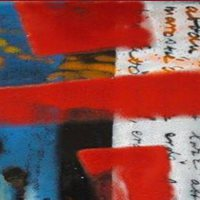 """""""Égető gondolatok"""" - Végh Éva festőművész kiállításának megnyitója az Szentgyörgymezői Olvasókörben"""