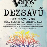 Lemezbemutató koncert - Varjos Zenekar