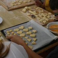 Sütő-főző tábor