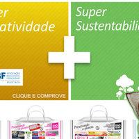 Ötletes újság Brazíliában: szatyorhírek!