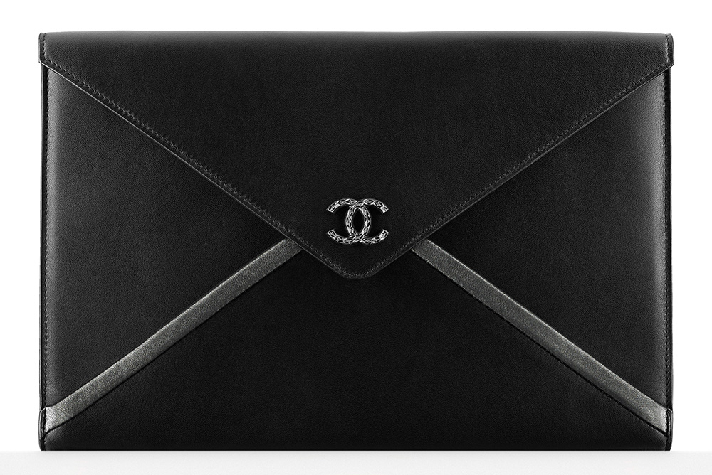 Chanel Envelope Pouch - $1,425