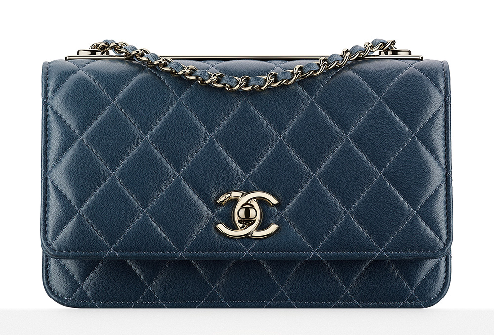 Chanel Wallet on Chain Bag - $2,400