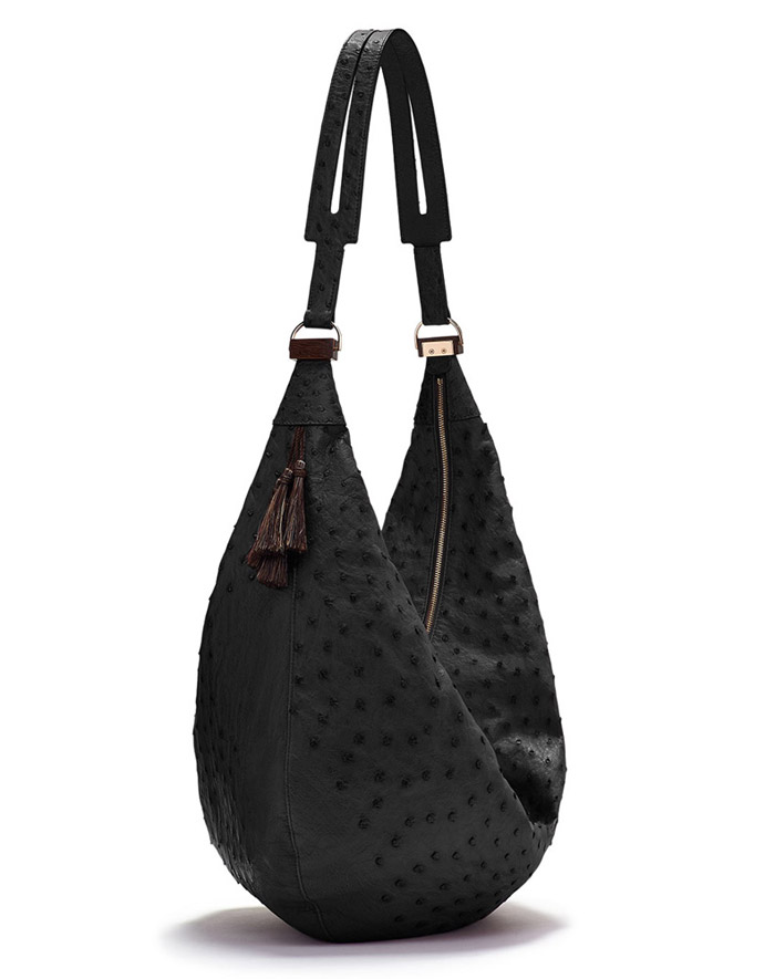 8 / 9 - A legdrágább struccbőr táska<br />The Row - Sling 15 Ostrich Bag<br />3.151.000 Ft