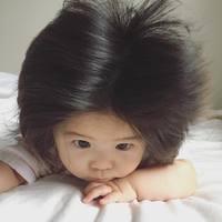 Chancó, az oroszlánysörényű kislány