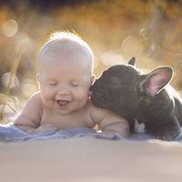 Kutya - gyerek, két jó barát!