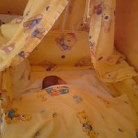Egy ÉDES kisbaba érkezése