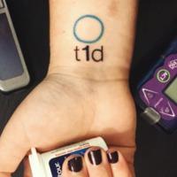 Cukorbeteg tetoválás!