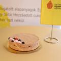 Szilvás-gesztenyés torta