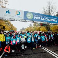 Carrera y Caminata por la Diabetes