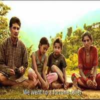 Cukorbeteg gyerekek Nepálból