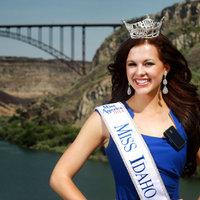 Miss Idaho pumpát villantott