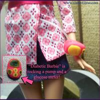 Cukros Barbie házilag