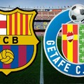 FC Barcelona - Getafe CF beharangozó