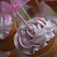 Csajos cupcake torony