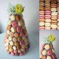 Macaron torony