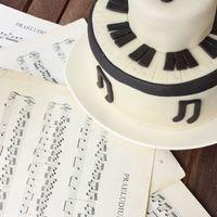 Zongora torta