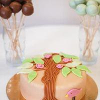 Természetkedvelők tortája