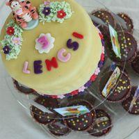 Lencsi torta