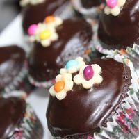 Vegán cupcake