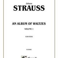WORK Waltzes, Volume I: For Intermediate To Advanced Piano: 0 (Kalmus Edition). copies Metal screw tiene tienes