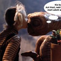 Hogyan lett E.T. az Alienből?