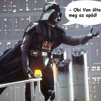 Mégsem Darth Vader volt Luke Skywalker apja?