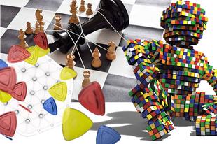 Sakkoztál már bűvös kockával?
