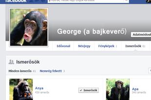 Facebook majmoknak?
