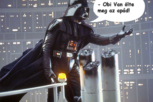 Mégsem Darth Vader volt Luke Skywalker apja?