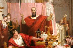 Kié volt valójában Damoklész kardja?