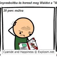 Hol van Waldo?