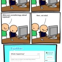 A Twitter átka