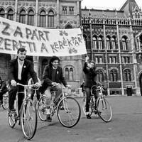 Ez a párt szereti a kerékpárt