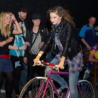 Cyclechic CM afterparty - beindul a képözön