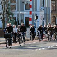 Groningen, a világ legbiciklisebb városa