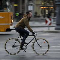 Suhanás egy szép bringán