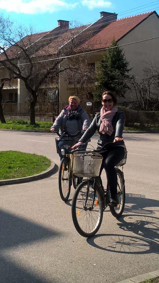 Csongrádi bicajosok